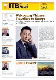 ITB China News 2018 - Day 2 Edition