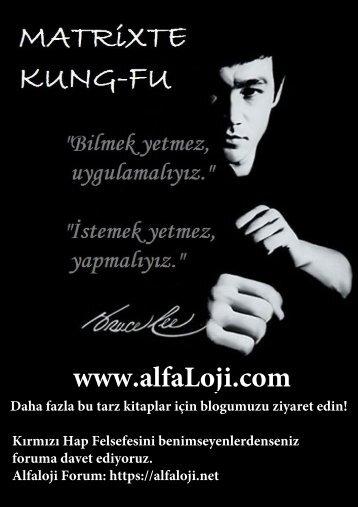 Matrix'te Kung Fu