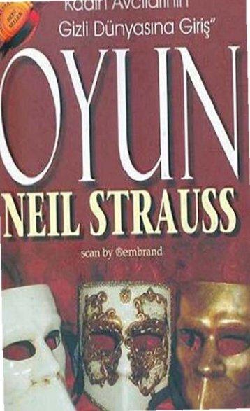 Neil Strauss - Oyun pdf