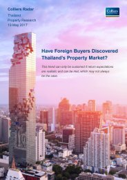 Colliers Radar Foreign Investment 1Q 2017_EN