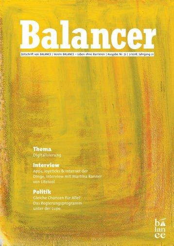 Balancer Nr. 72 2/2018