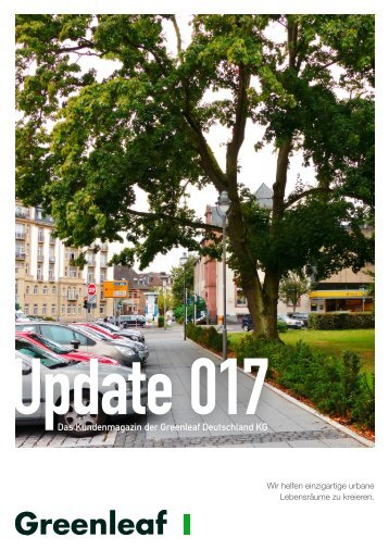 Greenleaf Update 017