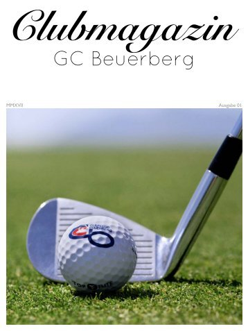 Clubmagazin Beuerberg 2017