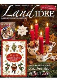 Weihnachtliches Menü in der LANDIDEE