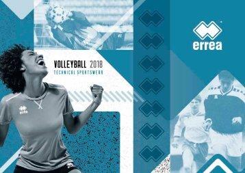 ERREA Volley2018 - EUROCOM