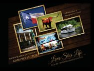 Lone Star Life: Images of Montgomery County