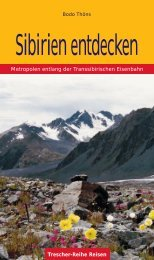 Sibirien entdecken