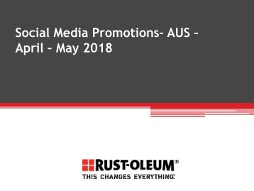 Social Results_Aus_NeverWet Promo-2018