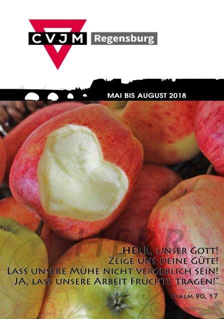 CVJM aktuell - Ausgabe 02-2018 (Mai-Aug)