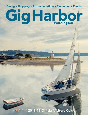 Gig Harbor (Wash.) Visitors Guide 2018