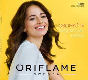 Oriflame katalóg 2018/8