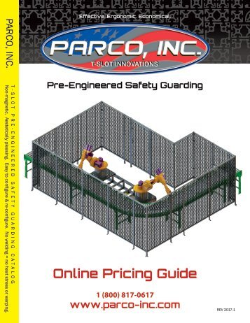 Parco Pre-Engineered Catalog