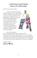The Creepy Campout Girl Scout Mystery  Troop Leader Guide - Page 2