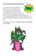 The Giggling Ghost Girl Scout Mystery Troop Leader Guide - Page 4