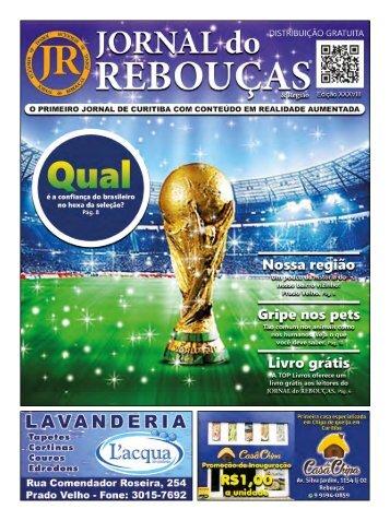Jornal do Rebouças - Maio 2018