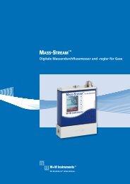 Digitale Massendurchflussmesser und - Bronkhorst Mättig GmbH