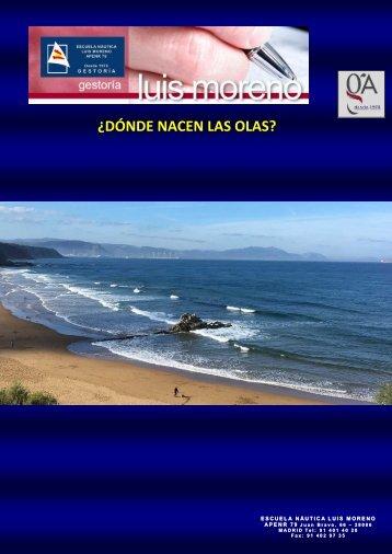 DÓNDE NACEN LAS OLAS - Fondear.org