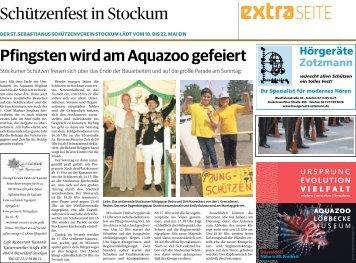 Schützenfest in Stockum  -17.05.2018-