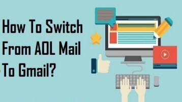 1-800-488-5392 Switch From AOL Mail To Gmail