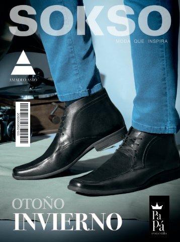 Sokso - Amadeo Asto Otoño-Invierno 18