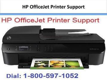 HP officejet Printer Support
