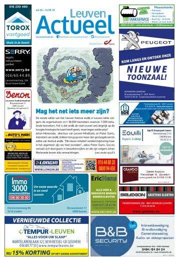 1820 Leuven Actueel 16 mei 2018 - week 20