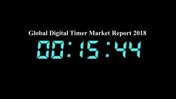 Global Digital Timer