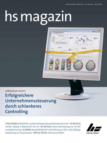 Newsticker - Hamburger Software