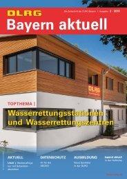 DLRG Bayern aktuell | 02 - 2018