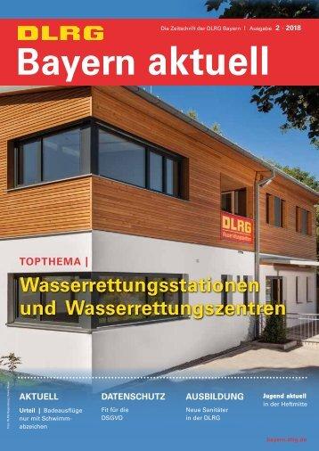 DLRG Bayern aktuell   02 - 2018
