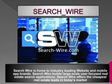 Real estate lead Providers