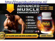 Max Robust Xtreme: Muscle Supplements Booster