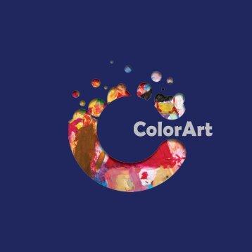 Color Art - katalog pofestiwalowy