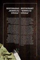 BU Vilnius meniu - Page 3