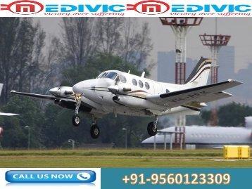 Find Medical Emergency Air Ambulance Service in Guwahati