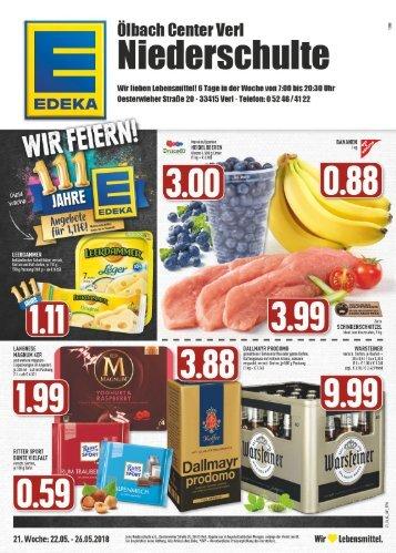 Edeka Niederschulte Verl