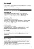 Sony ILCE-7M2 - ILCE-7M2 Mode d'emploi Slovénien - Page 5