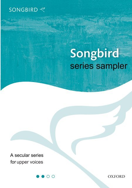 Songbird series sampler