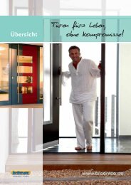 Modern Vision - Fenster Fritze GmbH
