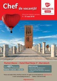 Selgros Travel mai 2018
