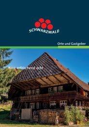 Ausschreibung Schwarzwald-Katalog 2019 - Blätterversion