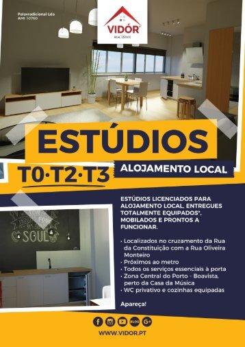 Vidór - Brochura Alojamento Local
