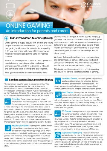 Online-gaming-an-introduction-for-parents-and-carers-2017