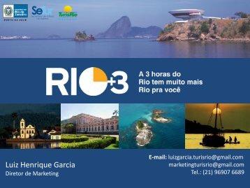 Apresentação Treinamento Rio+3 - com filme - Maio 2018