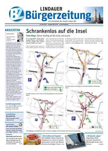 19.05.18 Lindauer Bürgerzeitung