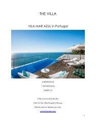 Vila Mar Azul - Portugal