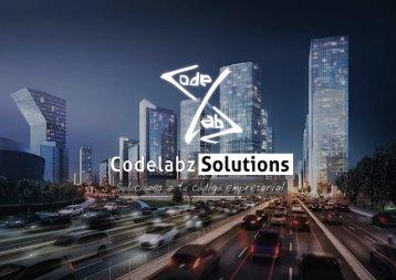Brochure Corporativo | Codelabz Solutions SAC