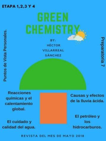 PIA_43 GREEN CHEMISTRY