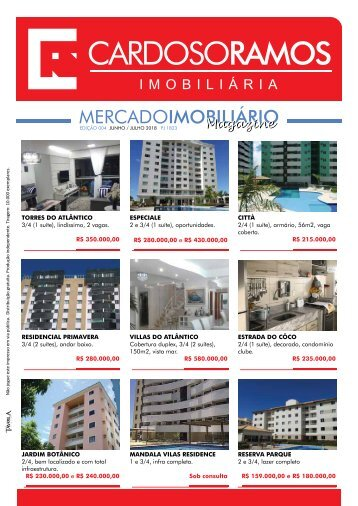 MERCADO IMOBILIÁRIO MAGAZINE - ED 004 - ANO 2