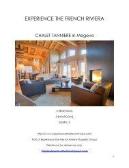 Chalet Tanniere - Megeve